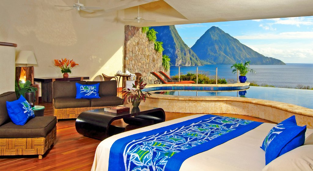 jade mountain deals st lucia