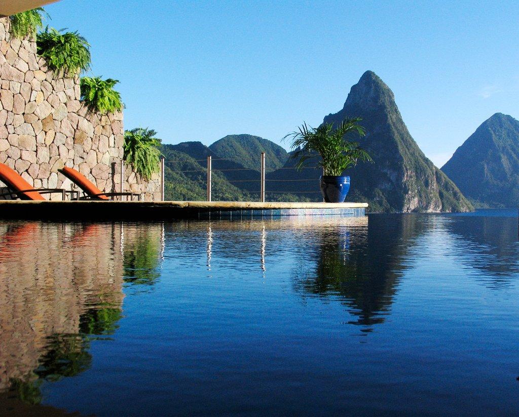 St Lucia Jade Island