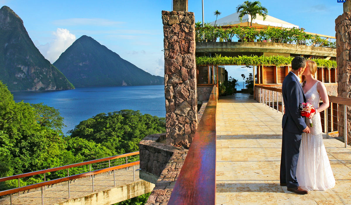 jade mountain, st lucia's most romantic luxury resort