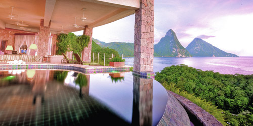 2016 BRIDES Best Honeymoons: The Top 10 Resorts in the Caribbean